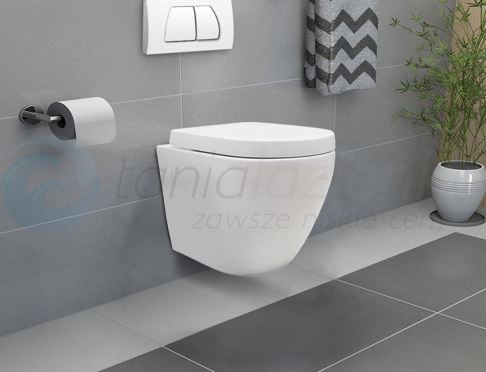Nowoczesna Miska Wc Do Małej łazienki Imperium Kobietpl